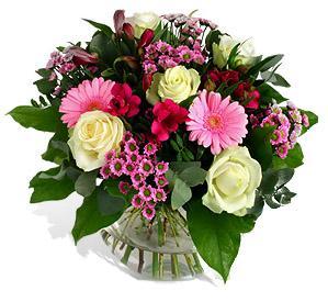 Kytice Květiny Růžová paní kvetiny