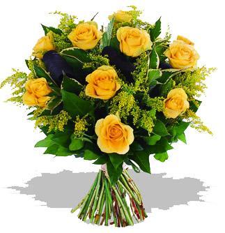 Kytice Sluneční květiny  kvetiny