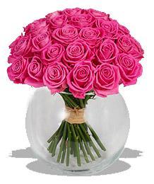 Kytice Růžová kulička kvetiny