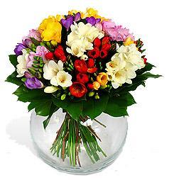 Kytice Voňavé květiny kvetiny