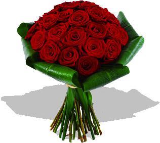 Kytice Rose Cake kvetiny