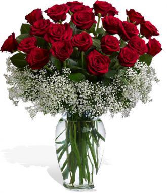 Kytice Růže se závojem kvetiny