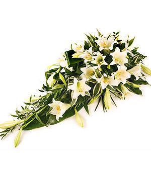 Kytice Smuteční kytice bílá smutecni-kytice