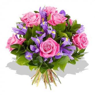 Kytice Ty a já kvetiny