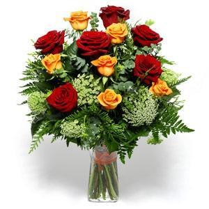 Kytice Duo Tucet kvetiny