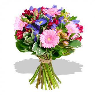 Kytice Radost kvetiny