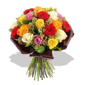 Kytice Romantika kvetiny