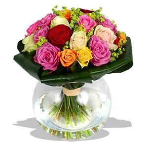 Kytice Celebration kvetiny